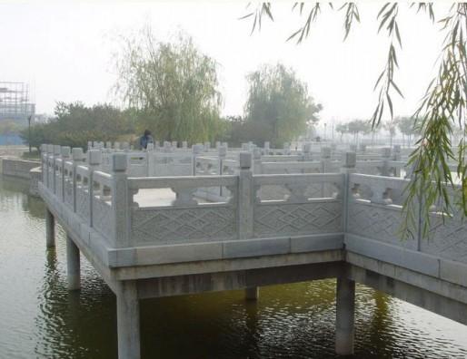 园林桥栏杆
