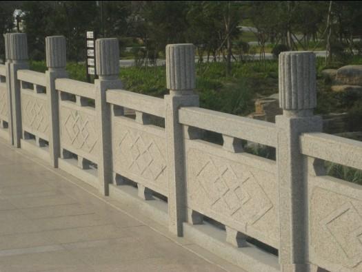 厂家供应花岗岩石桥栏板