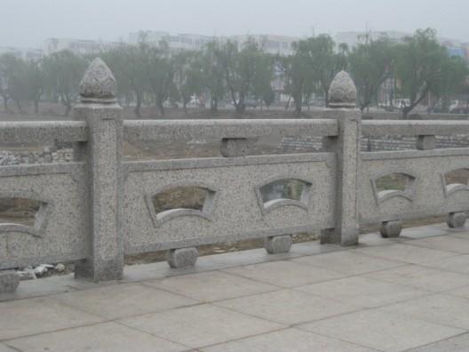 芝麻灰桥栏杆设计