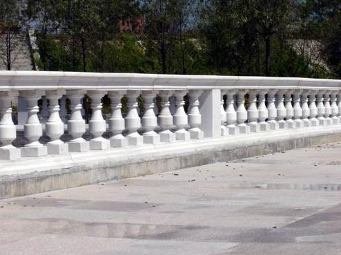 做工精美石雕桥栏板