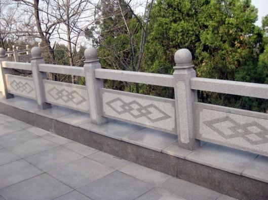 五莲花桥栏杆尺寸