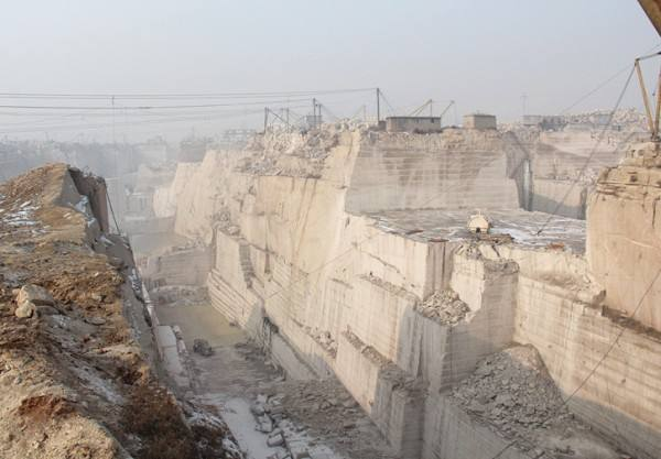 桥栏杆矿山